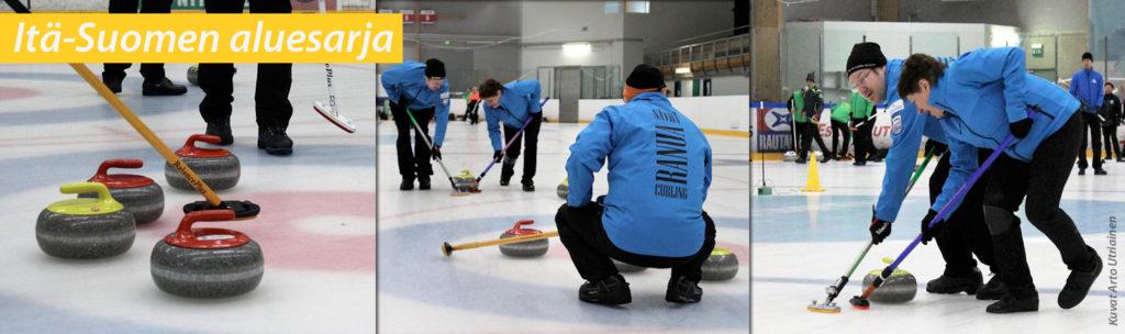 Curlingin Itä_Suomi sarja